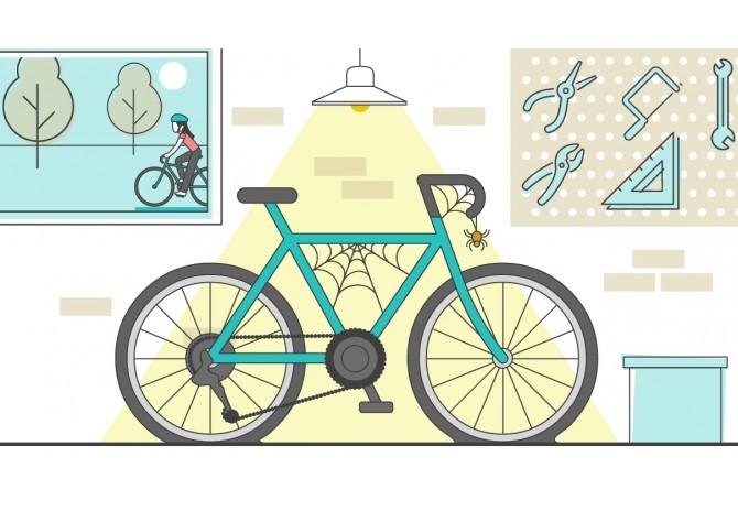 Как подготовить велосипед к сезону катания