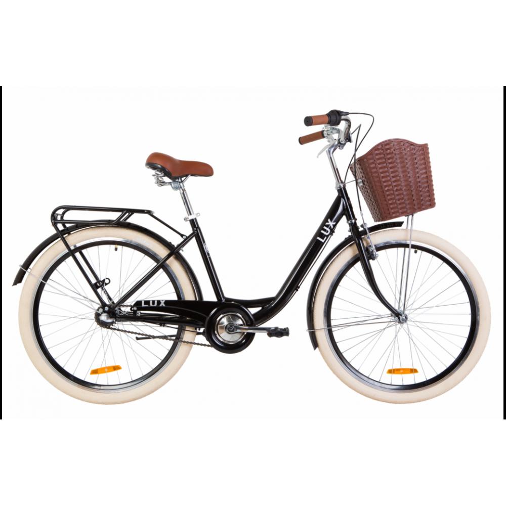 Велосипед 26 Dorozhnik LUX планет. 2020