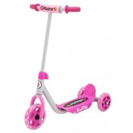 Самокат дет. Razor Lil Kick 3-колесный pink