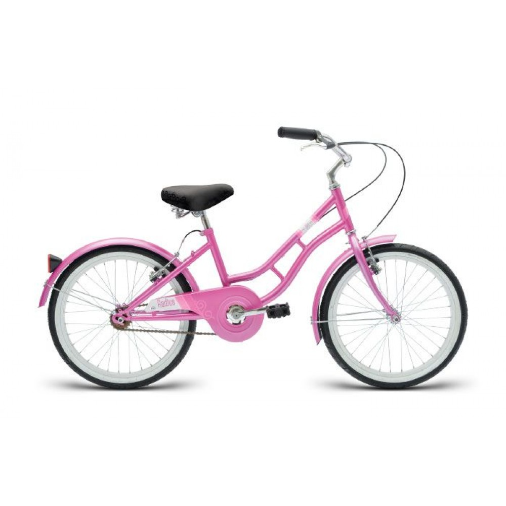 Велосипед 20 Radius Townley 20 рама- 10 Gloss Pink
