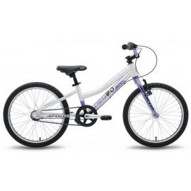 Велосипед 20 Apollo NEO 3i girls фиолетовый/черный