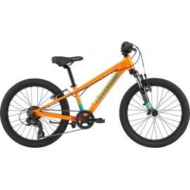 Велосипед 20 Cannondale TRAIL GIRLS OS 2020 CRU оранжевый