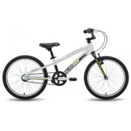 Велосипед 20 Apollo NEO 3i boys черный/лайм