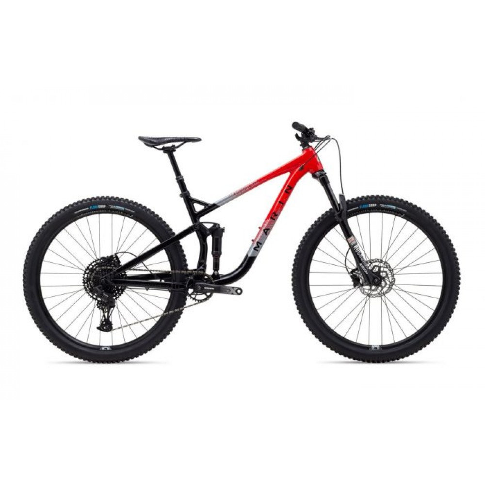 Велосипед 29 Marin Rift Zone 2 рама - XL 2020 Gloss Red/Charcoal/Black