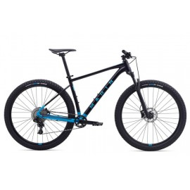 Велосипед 29 Marin TEAM MARIN рама - L 2020 Satin Black/Cyan
