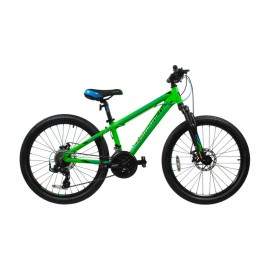 Велосипед Comanche Areco Disc, рама 14
