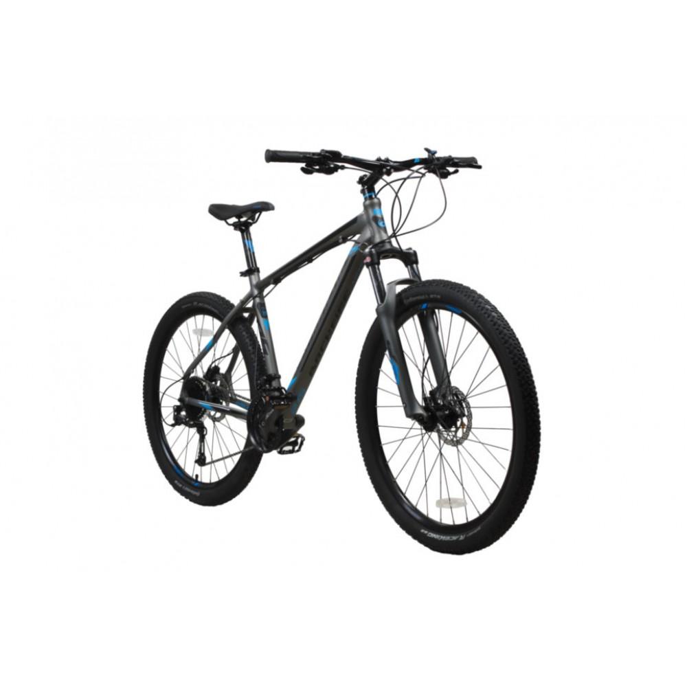 Велосипед Comanche Backfire 27.5, рама 17.5