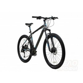Велосипед Comanche Backfire 27.5, рама 20,5