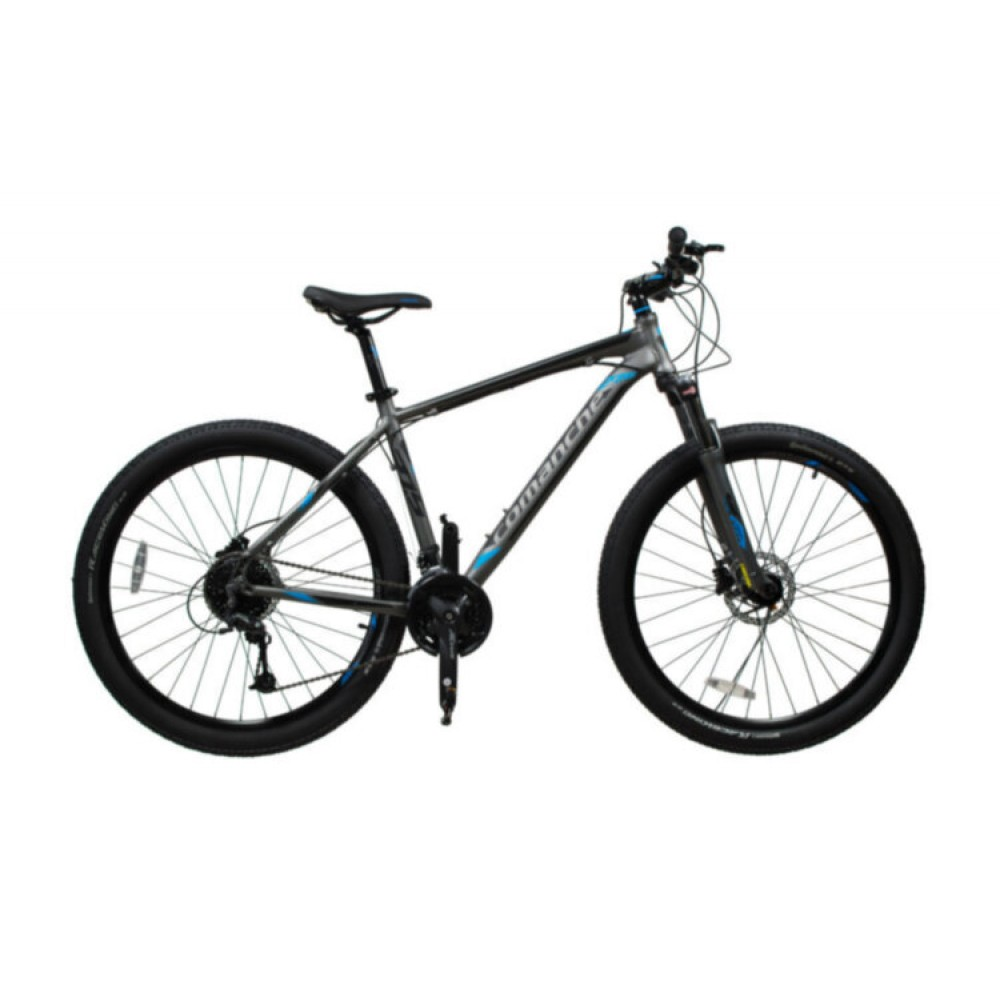 Велосипед Comanche Backfire 27, рама 20.5