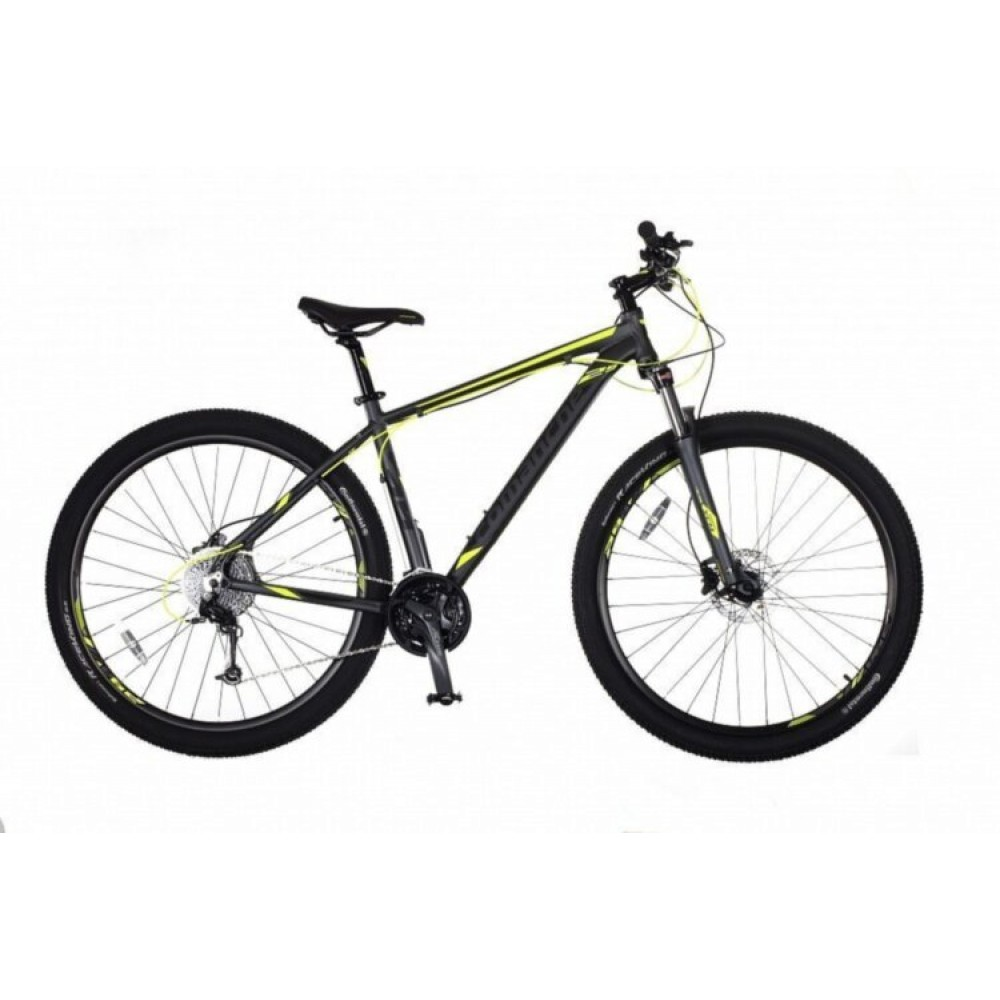 Велосипед Comanche Backfire 29 New, рама 21