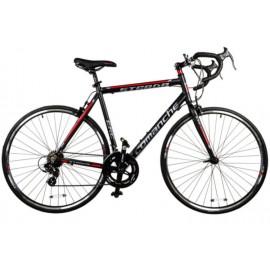 Велосипед Comanche Strada, рама 58CM, черный-красный
