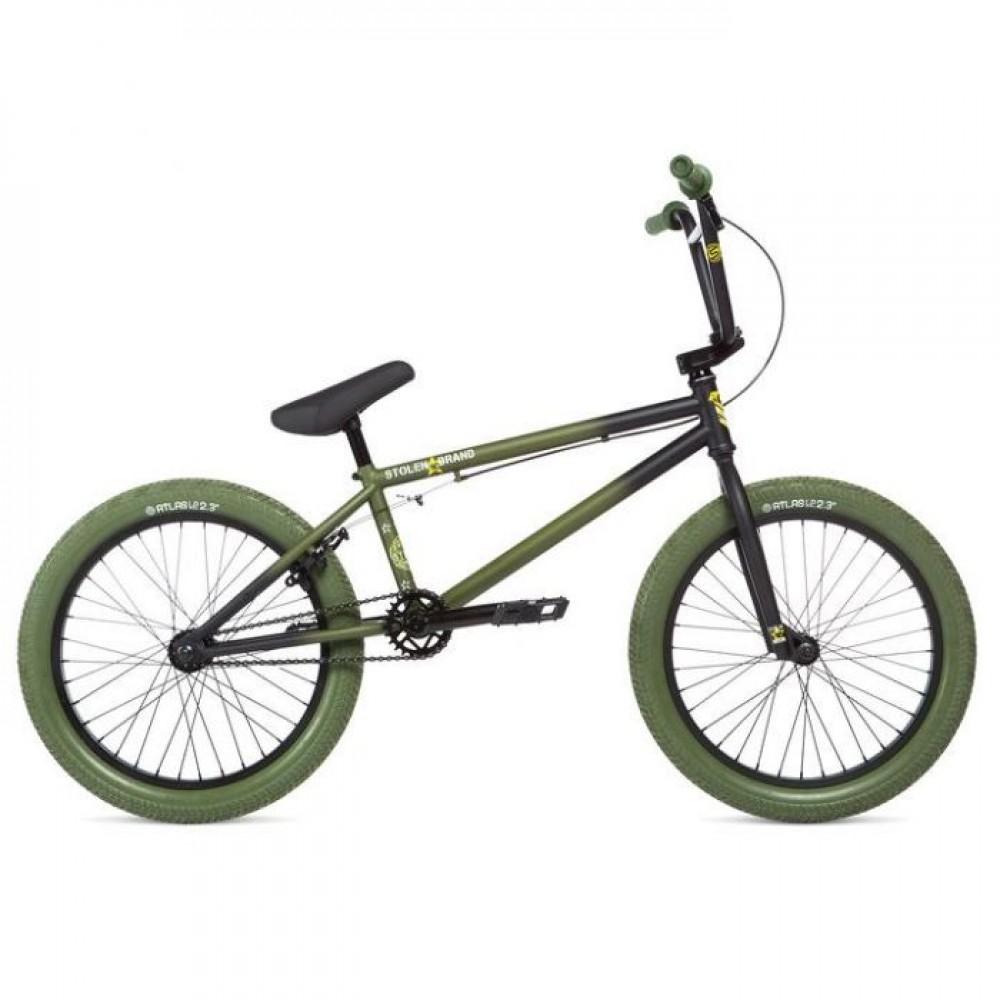 Велосипед 20 Stolen STEREO 2020