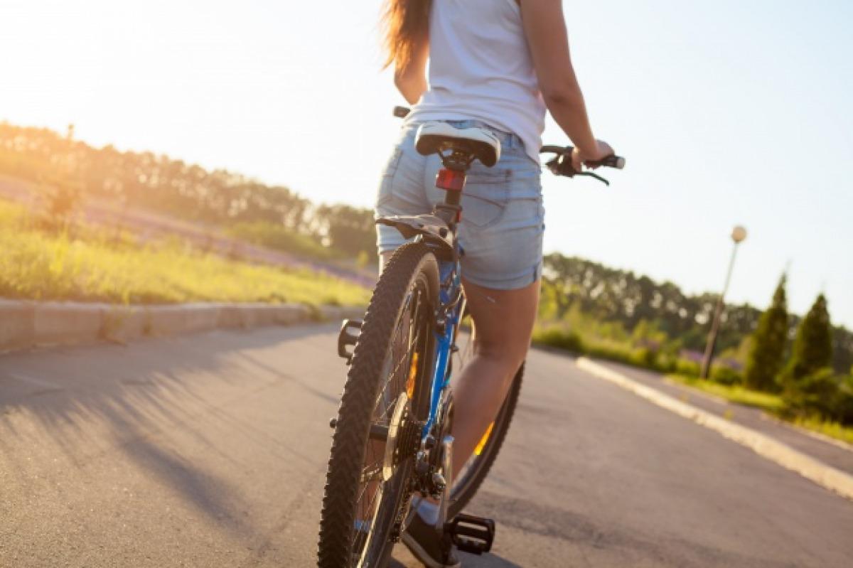Правильный выбор велосипеда для женщины