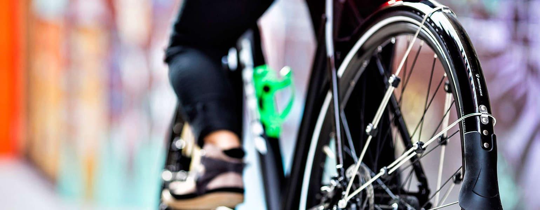 Предназначение крыльев и брызговиков для велосипеда