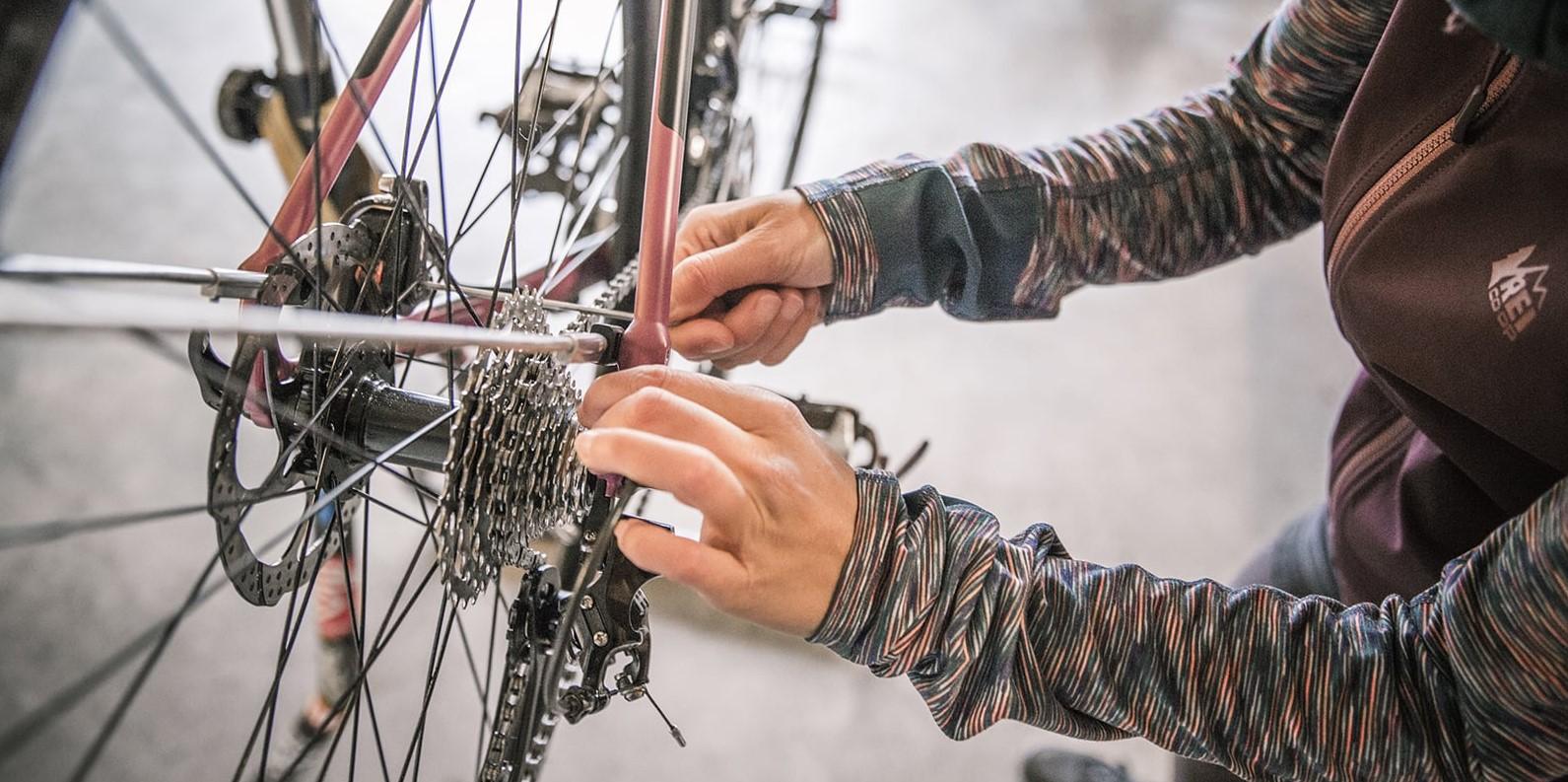 Самые распространенные поломки велосипедов