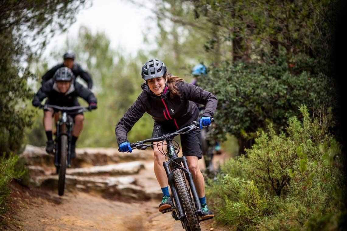 Основные правила езды на горном велосипеде